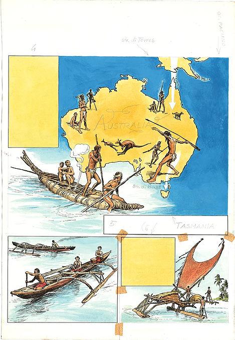 La Storia della Navigazione, stampa 02