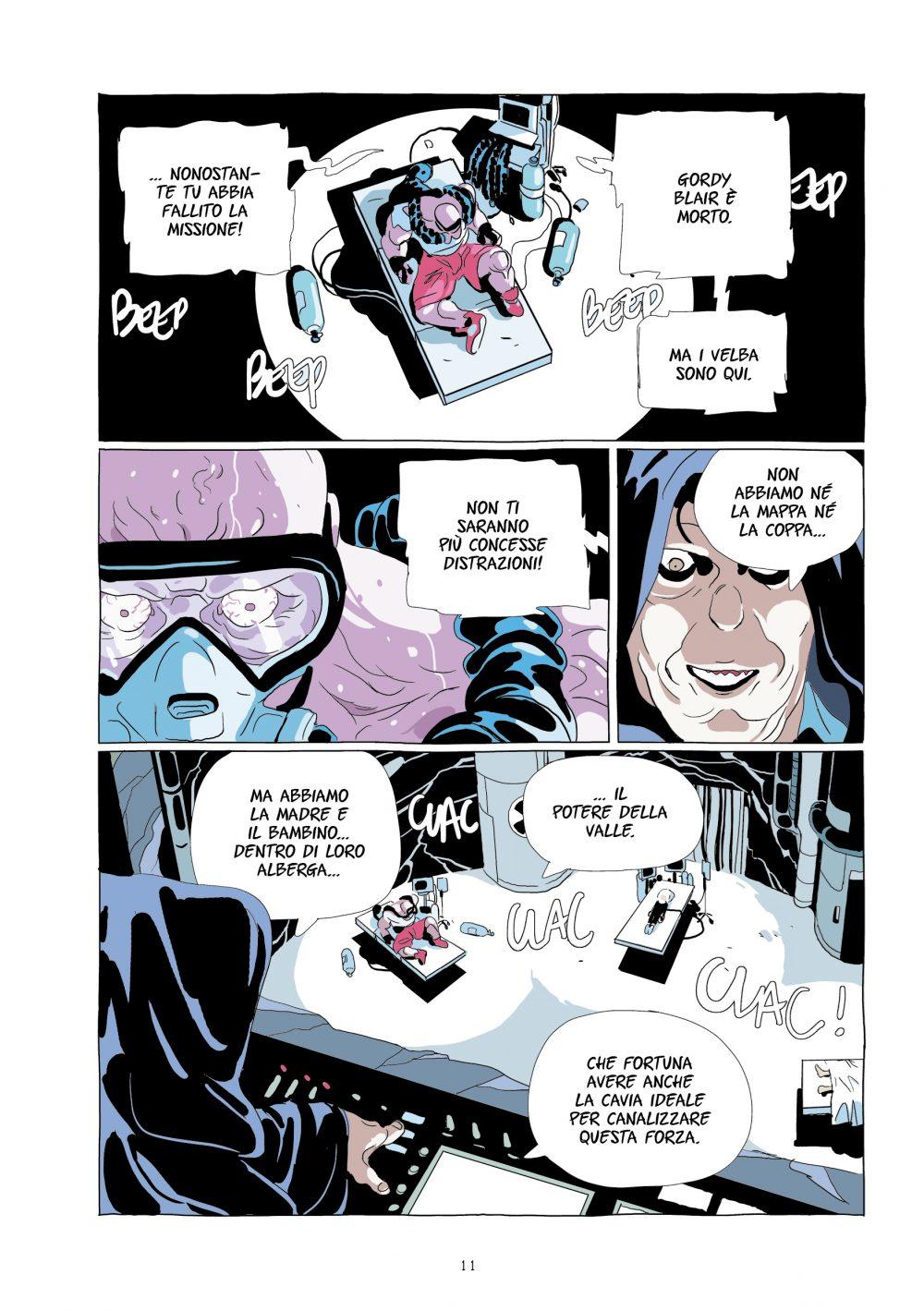 Last Man vol. 6, pagina 11