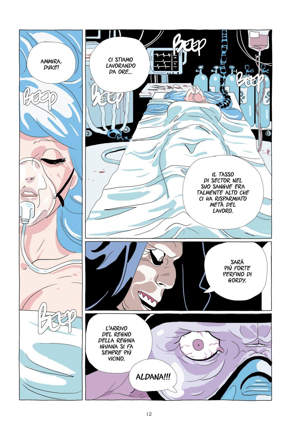 Last Man vol. 6, pagina 12