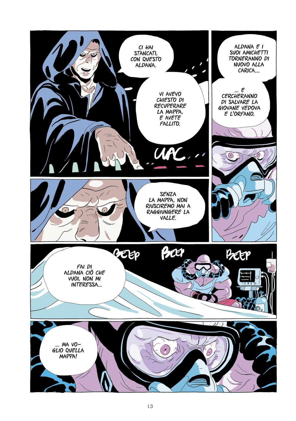 Last Man vol. 6, pagina 13