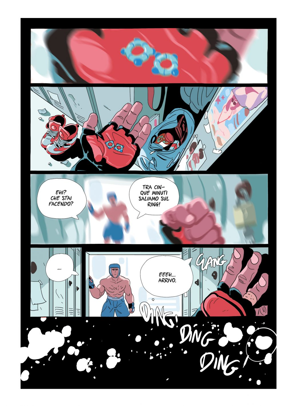 Last Man vol. 6, pagina 5