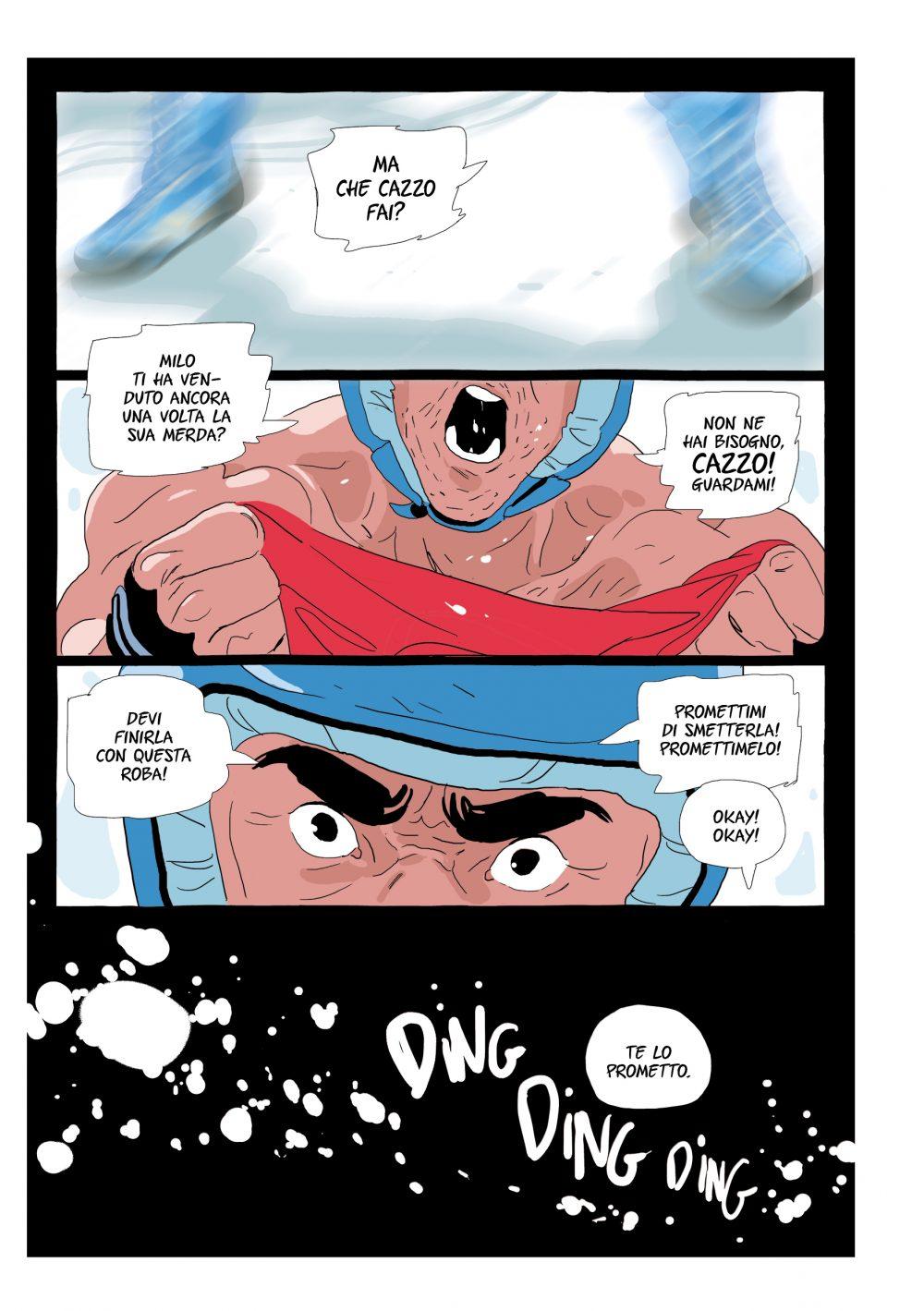 Last Man vol. 6, pagina 6
