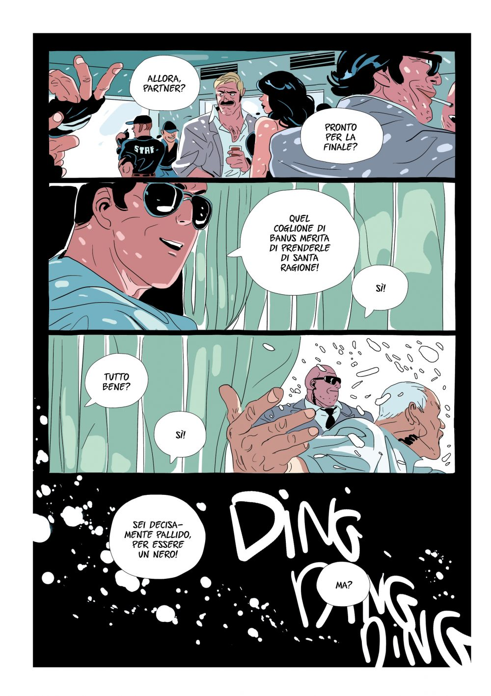Last Man vol. 6, pagina 7