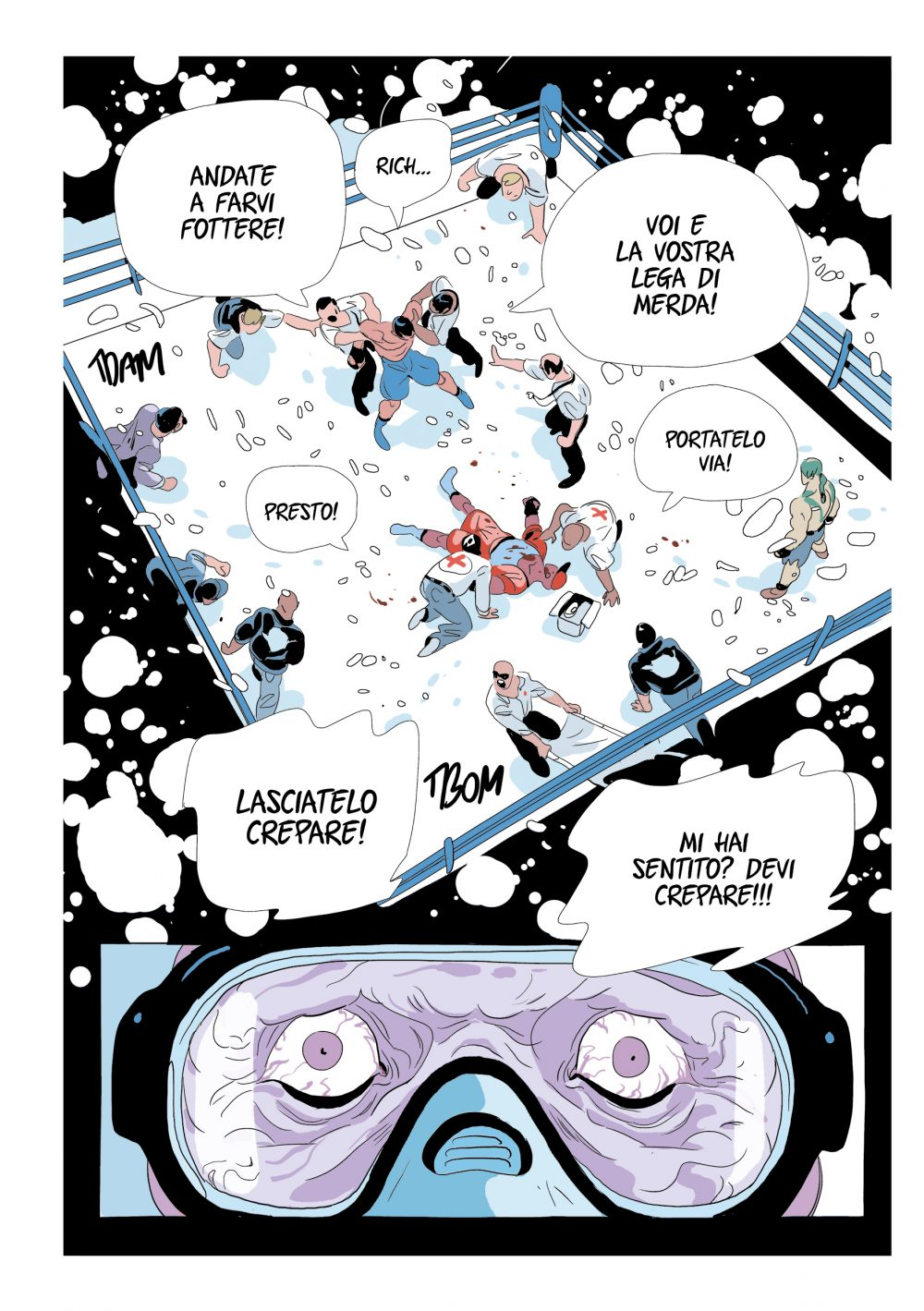 Last Man vol. 6, pagina 9