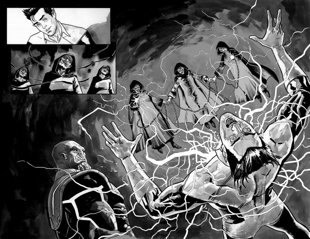 Thanos #9, anteprima 02