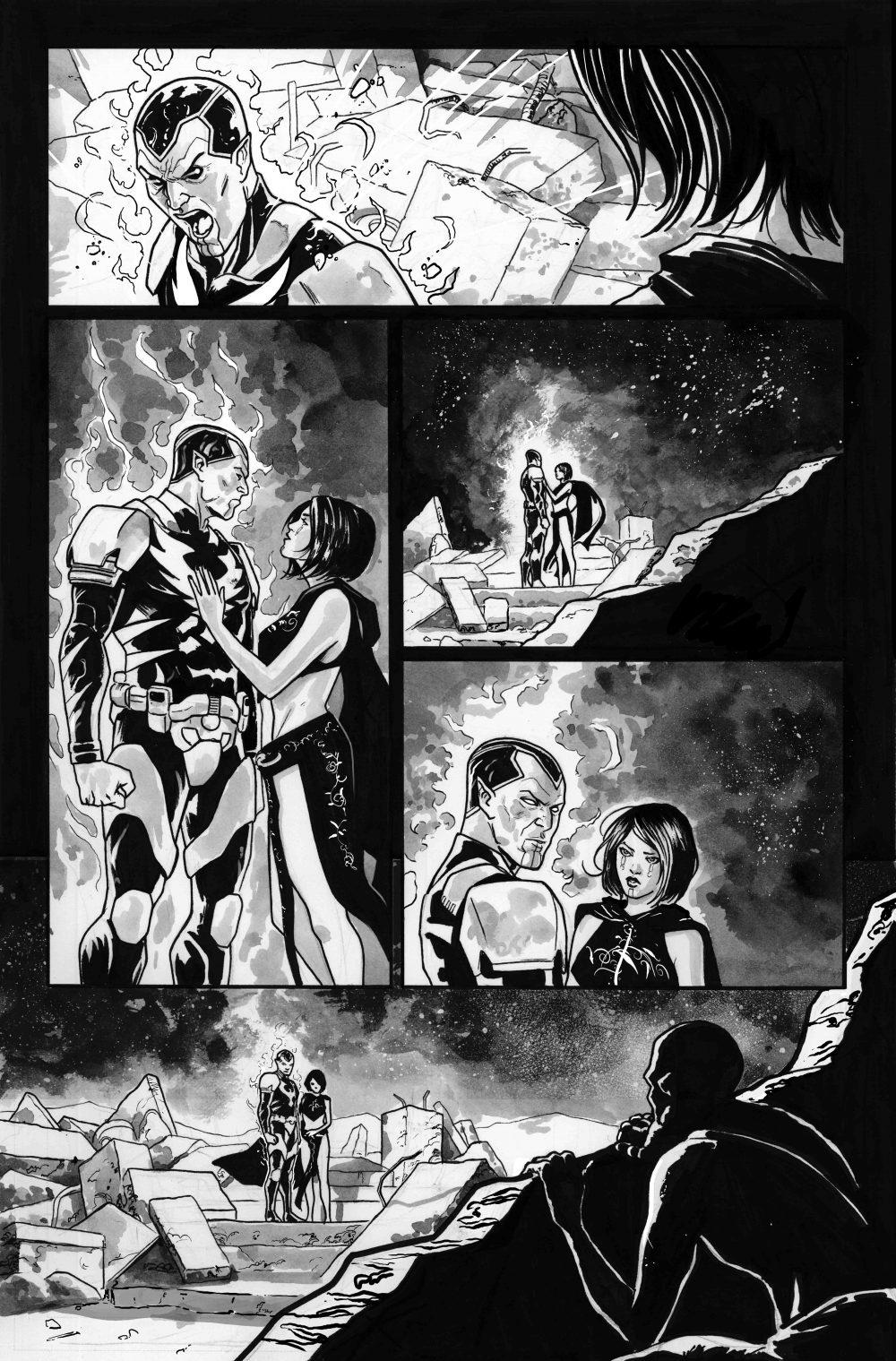 Thanos #9, anteprima 04