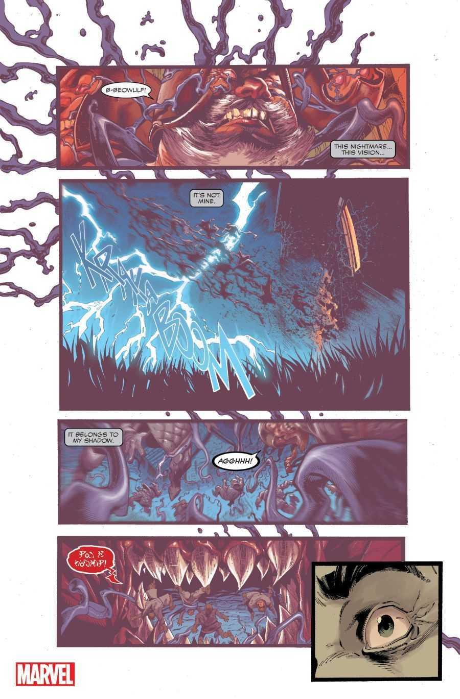 Venom #1, anteprima 02