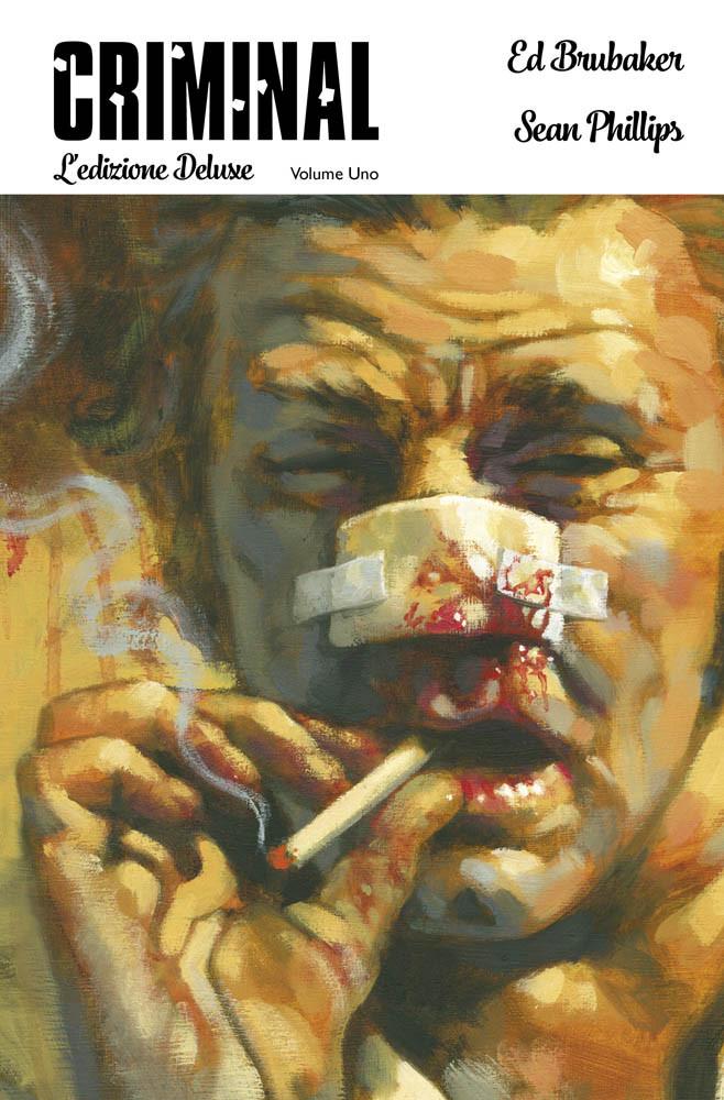 Criminal - L'edizione Deluxe vol. 1, copertina di Sean Phillips