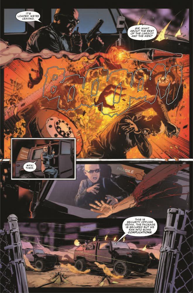 Punisher #1, anteprima 04