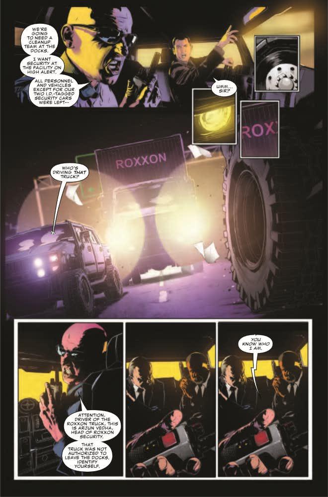 Punisher #1, anteprima 05