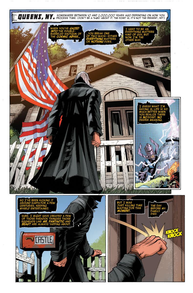 Cosmic Ghost Rider Destroys Marvel History #1, anteprima 02