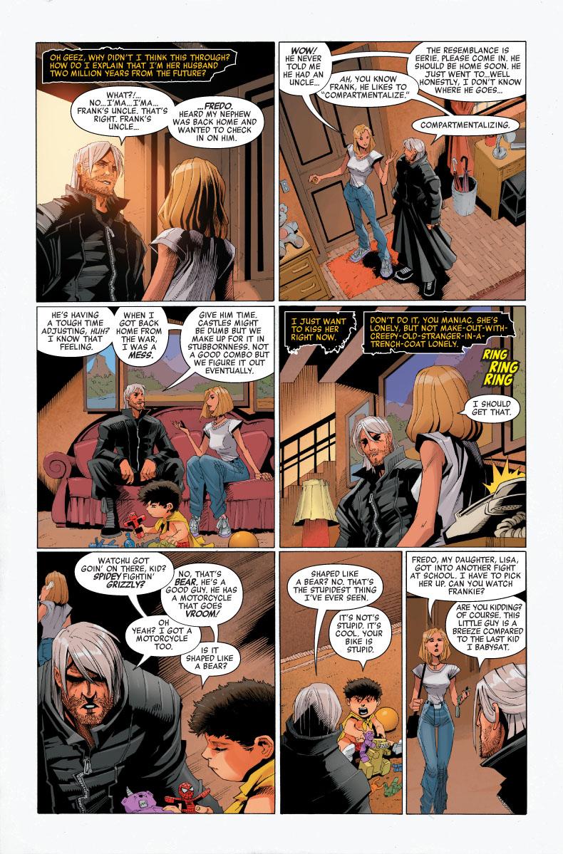 Cosmic Ghost Rider Destroys Marvel History #1, anteprima 04