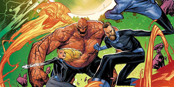 Fantastic Four: Negative Zone