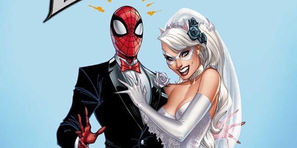 Spider-Man e Gatta Nera