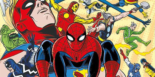 80 di Marvel