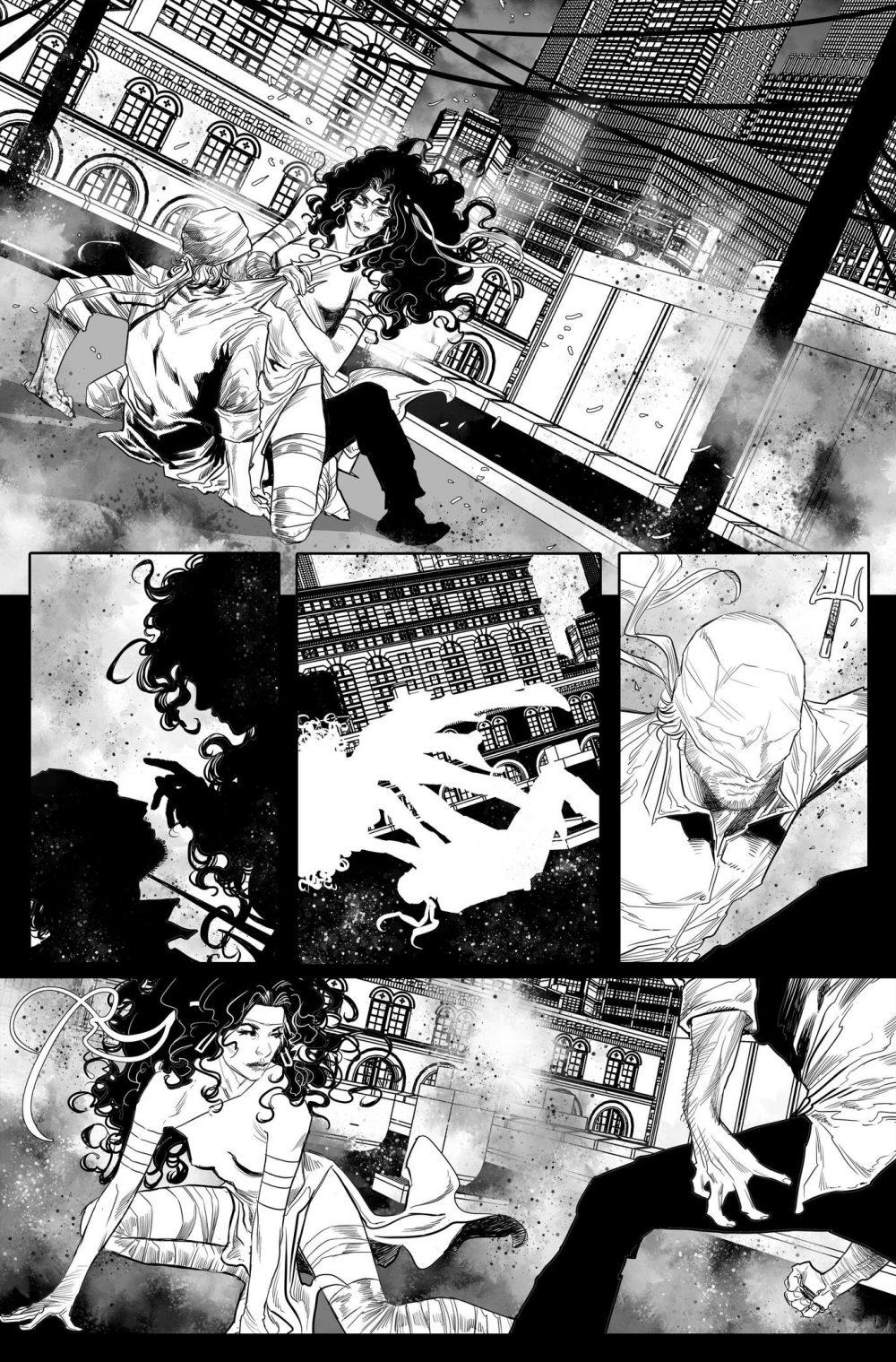 Daredevil #11, anteprima 01 (chine)