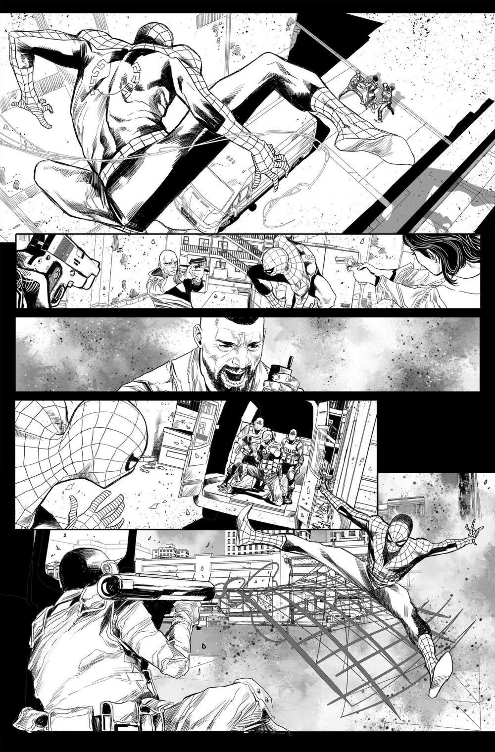 Daredevil #11, anteprima 02 (chine)