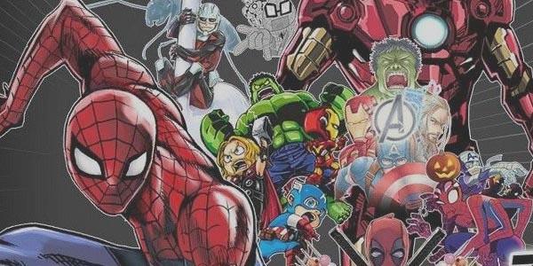 Marvel Comics manga