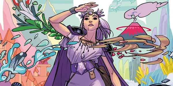 Amethyst, la Principessa di Gemworld