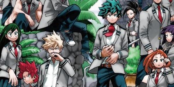 My Hero Academia Vol. R Rising