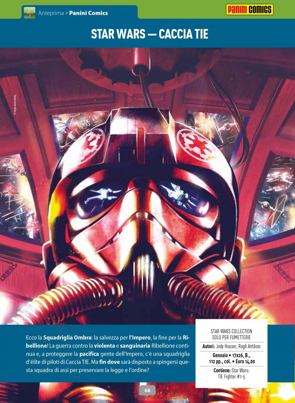Star Wars su Anteprima 338
