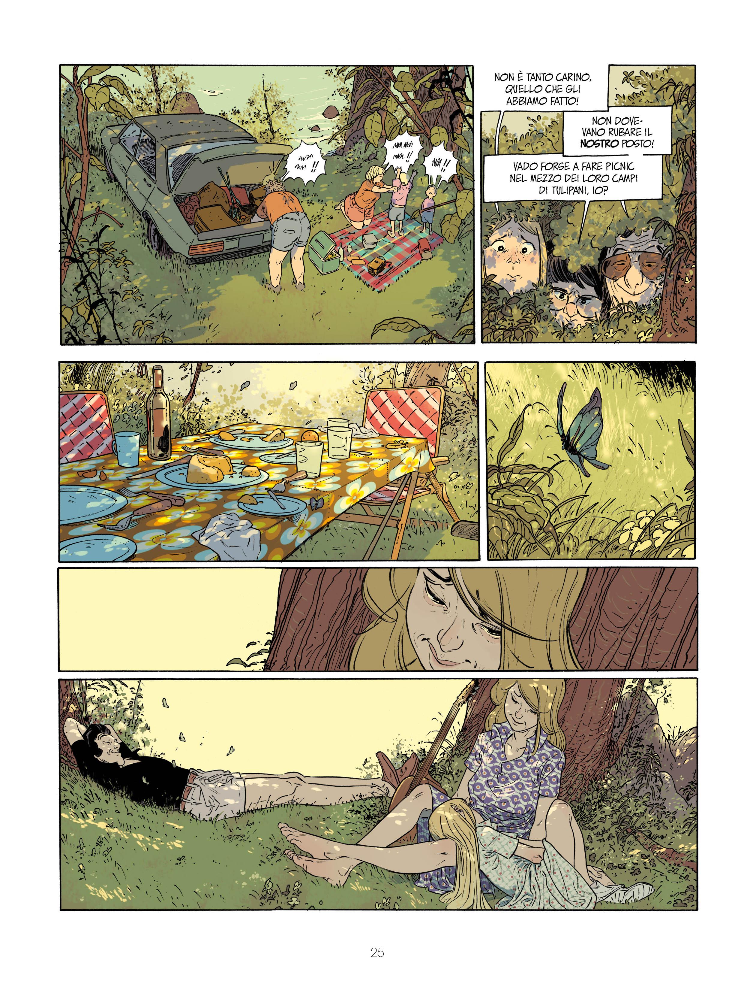 Un'estate fa, pagina 25