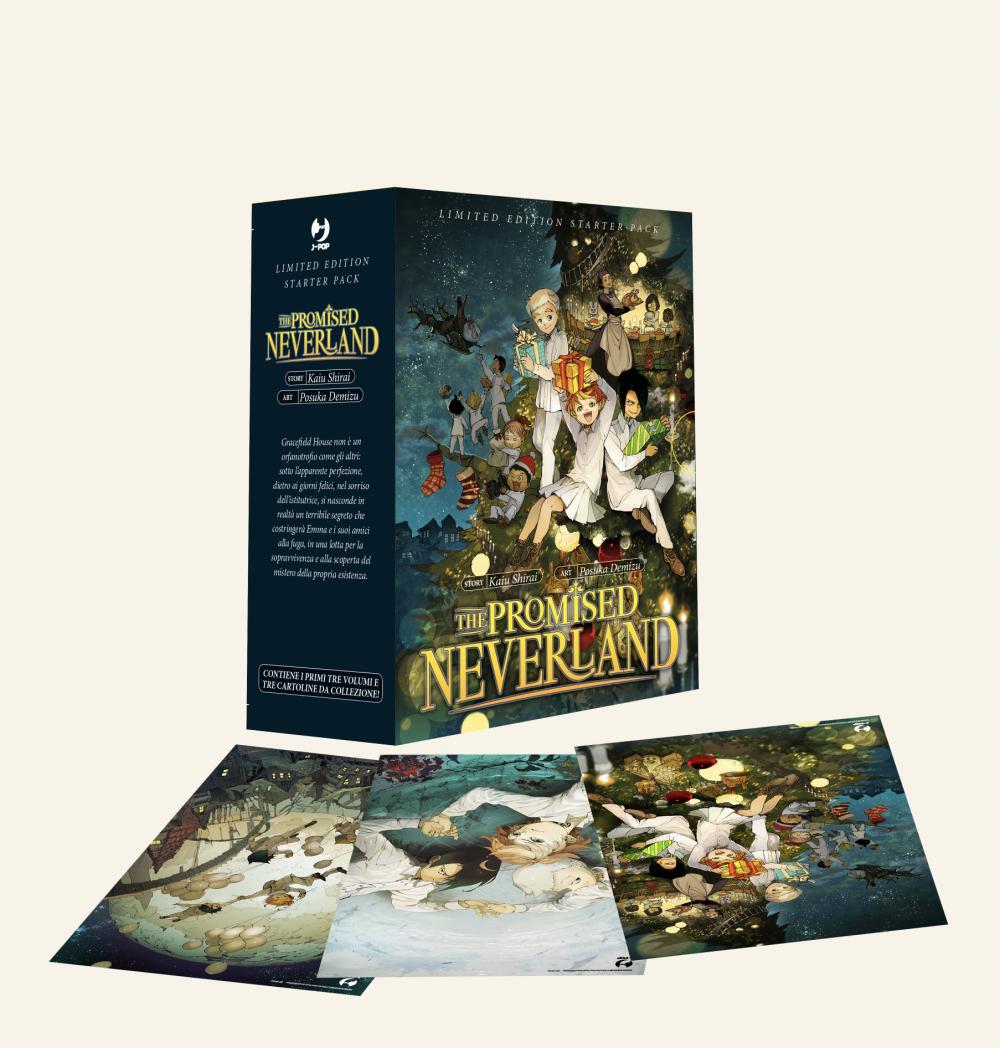 The Promised Neverland Starter Pack