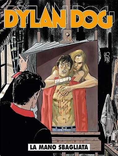 Dylan Dog 348 - La mano sbagliata