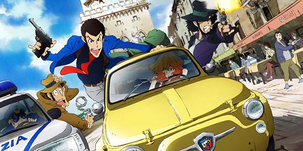 Lupin III - i doppiatori gallery