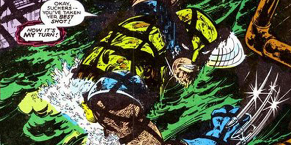 Wolverine Byrne