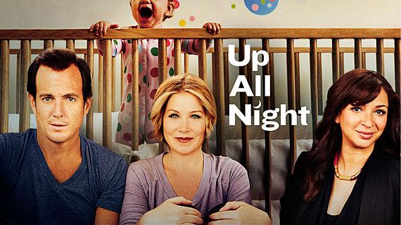 up all night banner logo