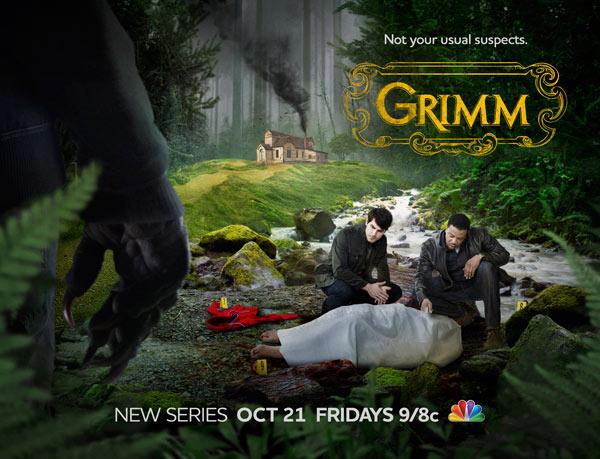 Grimm poster banner