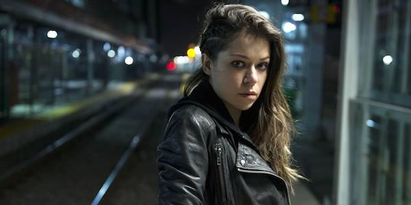Tatiana Maslany Orphan Black Pose