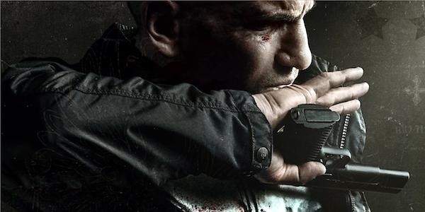 The Punisher - banner e scena eliminata