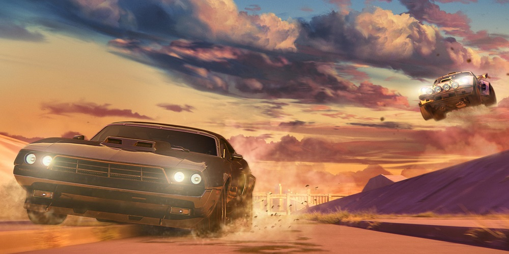 Fast & Furious: Spy Racers banner
