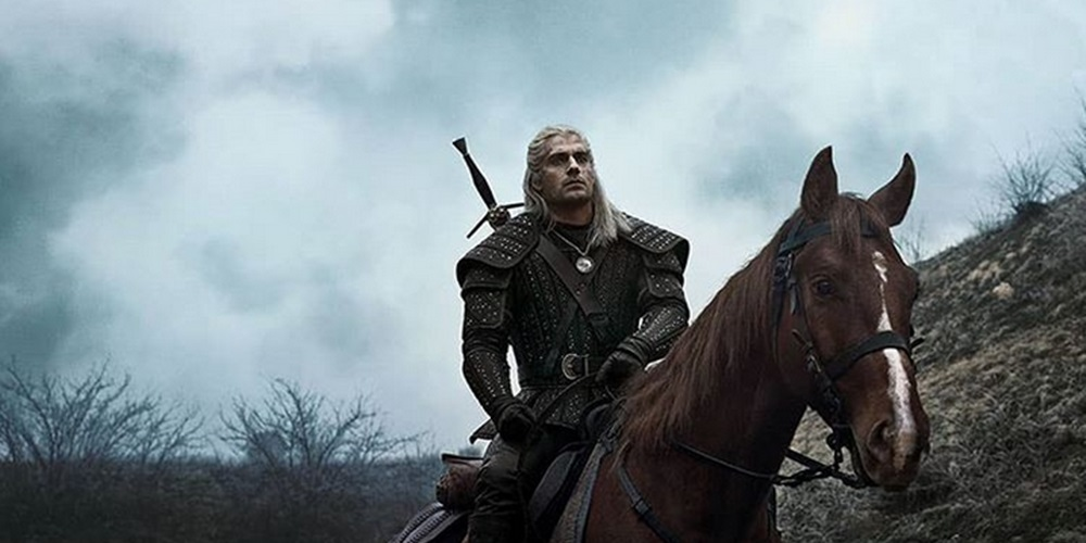 The Witcher Videogiochi Geralt Netflix