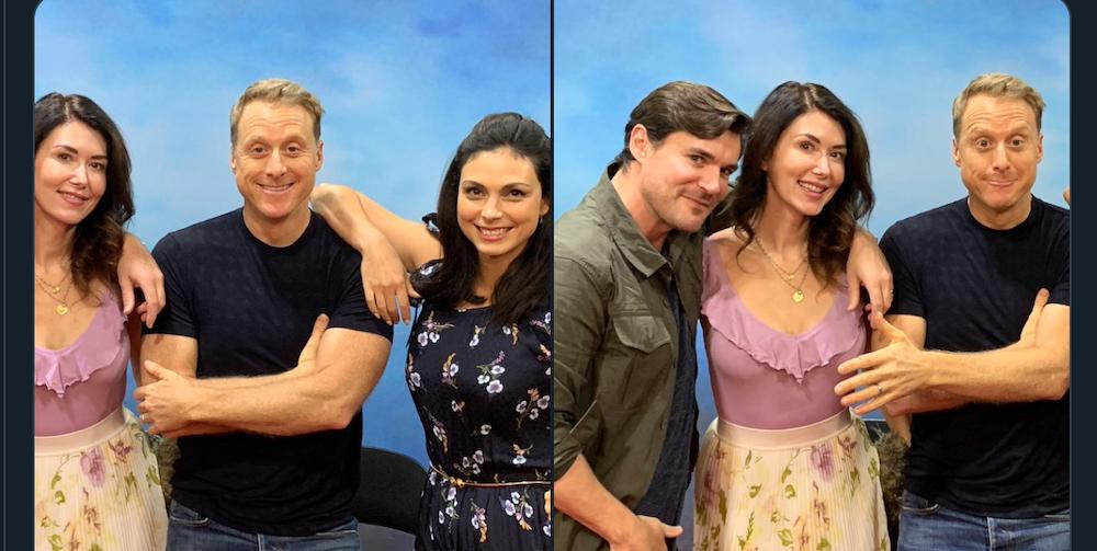 Firefly cast riunito reunion Serenity