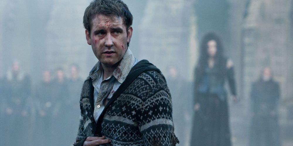 Neville Paciock Harry Potter Matthew Lewis