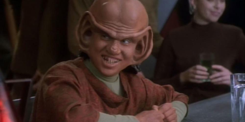 star Trek Nog Aron Eisenberg