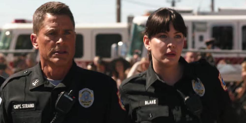 9-1-1: Lone Star Trailer Ufficiale Fox