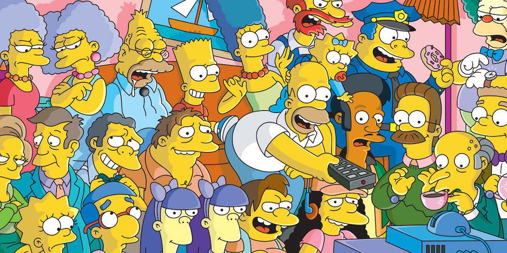 I Simpson curiosità sulla serie Fox