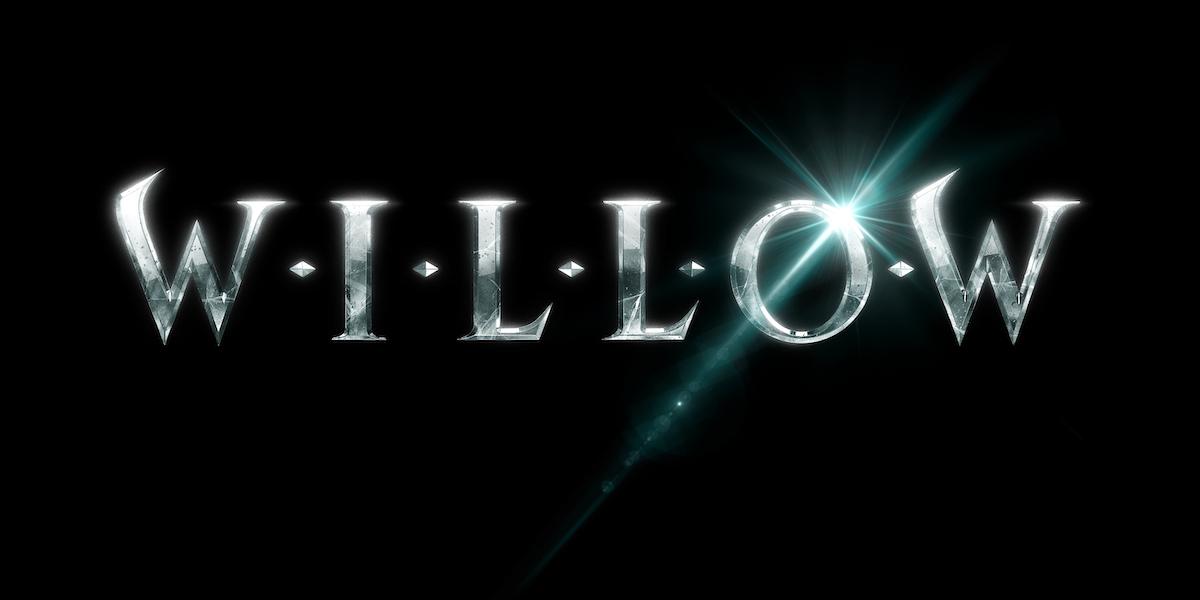 willow logo serie tv