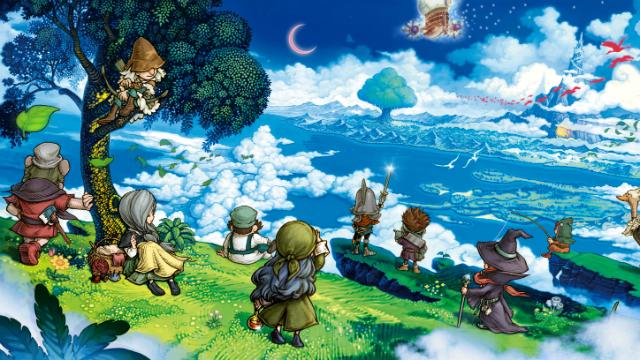 Fantasy Life banner scheda