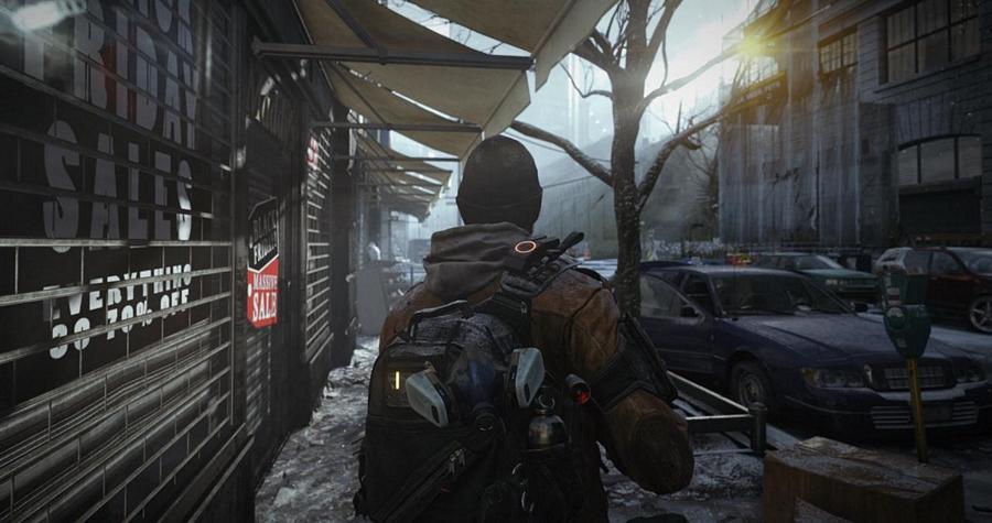 The Division screenshot