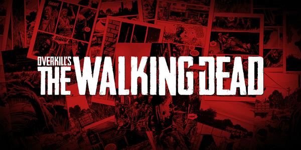 Overkill's The Walking Dead banner