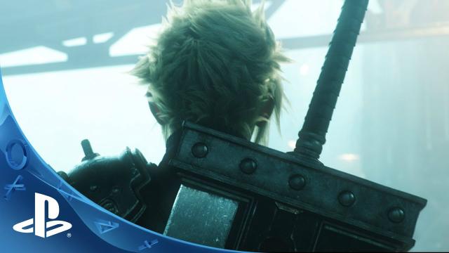Final Fantasy VII banner scheda