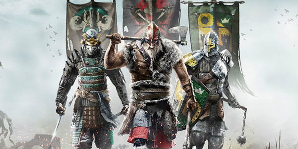 For Honor banner