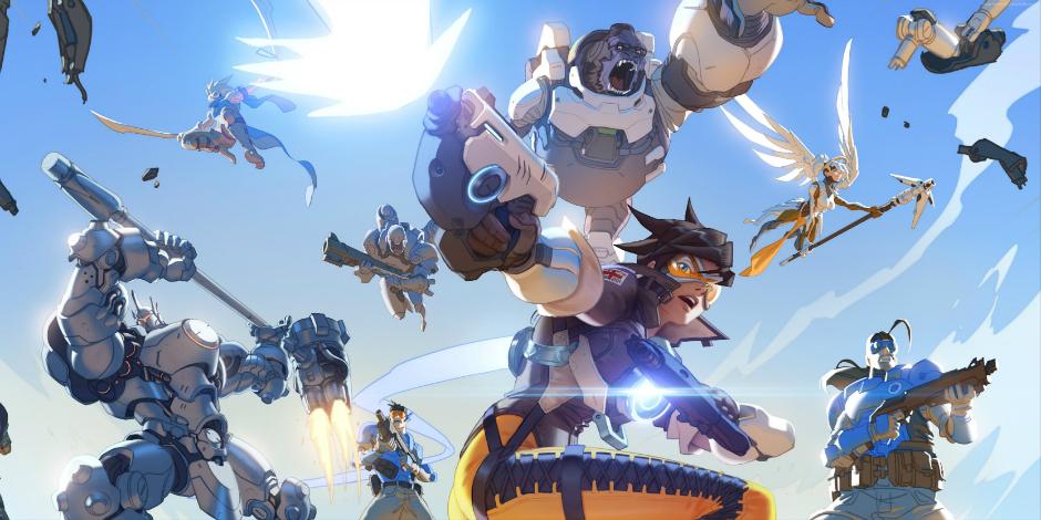 Overwatch banner