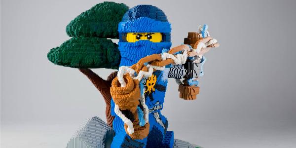 Banner LEGO Ninjago San Diego