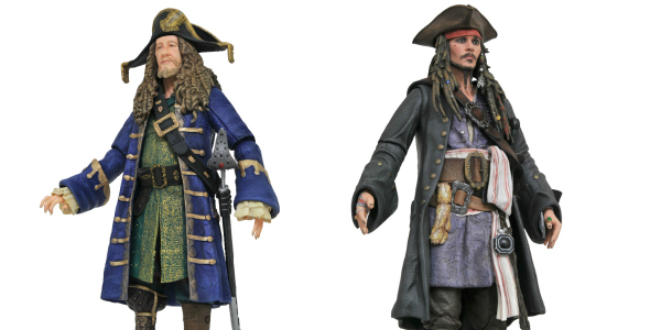 Banner Pirati dei Caraibi Diamond Select Toys